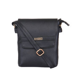 ESBEDA LADIES SLING BAG MA230716,  black