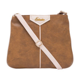 ESBEDA LADIES SLING BAG AD05052017,  tan
