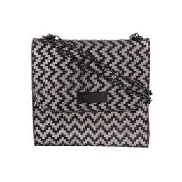 ESBEDA LADIES SLING BAG EB-001,  black grey pattern