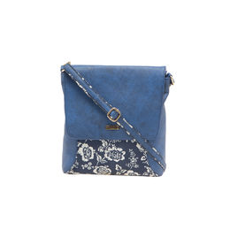 ESBEDA LADIES SLING BAG SS260717-1,  s blue