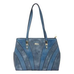 ESBEDA LADIES HANDBAG 18699,  blue