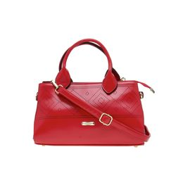 ESBEDA LADIES HANDBAG 19577,  red
