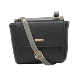 ESBEDA LADIES SLING BAG MS140517,  black-grey