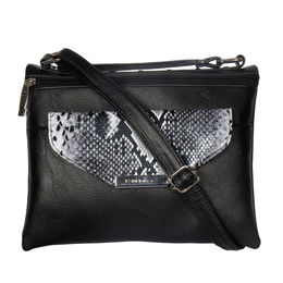 Esbeda Ladies Sling Bag MZ100916,  black