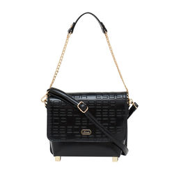 ESBEDA LADIES SLING BAG 18839,  black