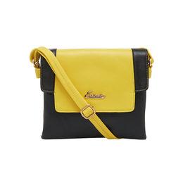 ESBEDA LADIES SLING BAG MS30082017,  black