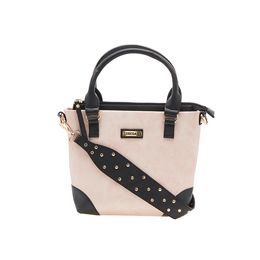ESBEDA HANDBAG AS060717,  l pink-black