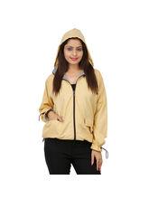 SML Originals Casual Jacket, mustard