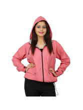 SML Originals Regular Fit Jacket, pink