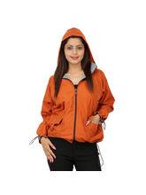 SML Originals Jacket - SML_ 599, orange