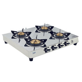 Sunshine Brilliante Four Burner Mirror Gas Stove