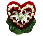 Primo Gifts A Floral Heart (PR17092)