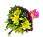 Primo Gifts Yellow Lily Bunch (PR17067)