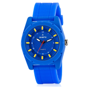 Aveiro Rubber Band Analog Watch