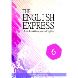 The English Express Course Book 6 (Paperback)