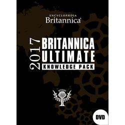 2017 Britannica Ultimate Knowledge Pack