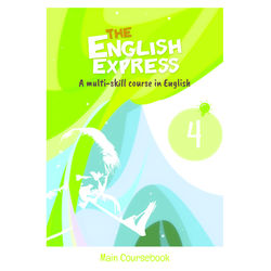 The English Express Course Book 4 (Paperback)