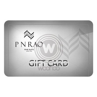 P N Rao Gift Cards, 1000