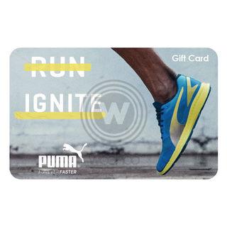 Puma Gift Cards, 1000