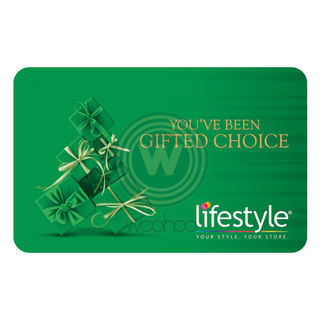 Lifestyle Gift Cards, 1000