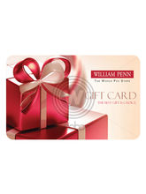 William Penn Gift Cards, 1000