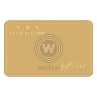 Louis Philippe Gift Cards, 1000