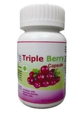 Hawaiian Herbal Triple Berry Capsules (BUY ANY HAW...