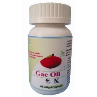 Hawaiian Herbal Gac Oil Softgel Capsules (BUY ANY ...