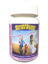 Hawaiian Herbal American Acai Plus Capsules (BUY A...