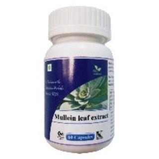Hawaiian Herbal Mullein Leaf Extract Capsule (BUY ...