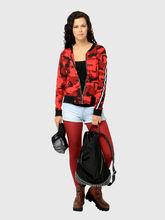 Jacket, xxs, red