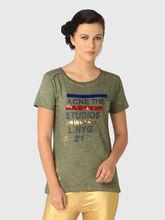 T-Shirt, s, green