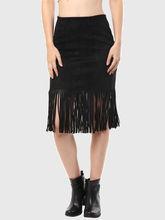 Skirt, xs, black