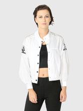 Jacket, xs, white
