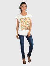 Remanika-T-shirt, s, blue
