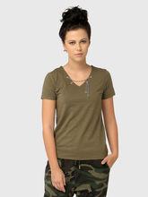 T-Shirt, xs, green