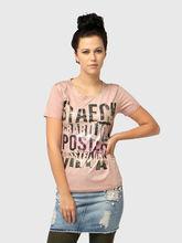 T-Shirt, xs, peach