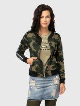 Jacket, xxs, green