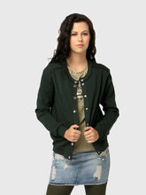 Jacket, m, dark green