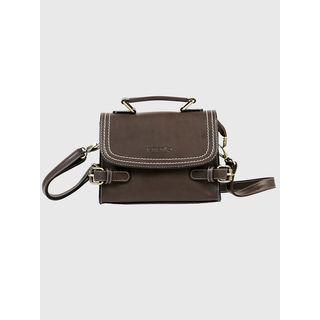 Sling Bag, maroon
