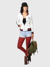Jacket, xs, off white