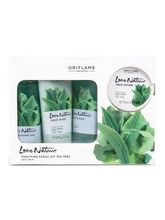 Oriflame Love Nature Facial Kit Tea Tree (AG32258)