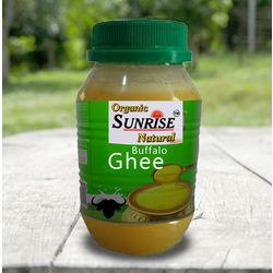 Sunrise Organic Buffalo Ghee, 1 ltr