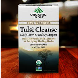 Organic india Tulsi Cleanse Tea 18 TB