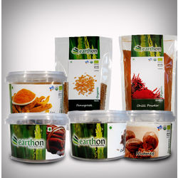 EARTHON POWDERED SPICE COMBO\