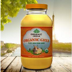 Organic India Desi Ghee, 500 ml