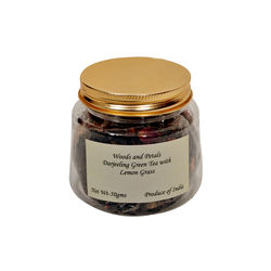 Wood and Petals Darjeeling Green tea with Lemongrass, 50 g
