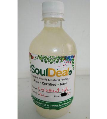 Cold Pressed Coconut oil, 1 ltr