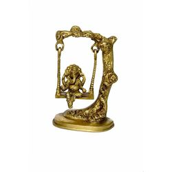 VYOM SHOP GANESH ON SWING B