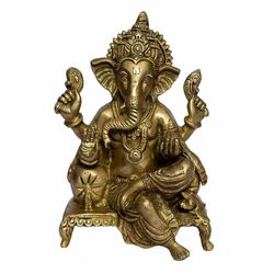 VYOM SHOP GANESH WITH BAJATH